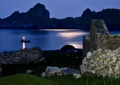 St Kildian Peace by Bruce James