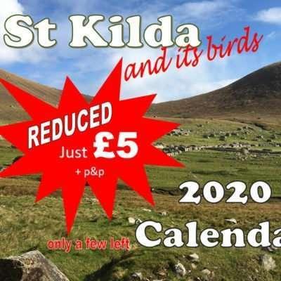 St Kilda Calendar 2020