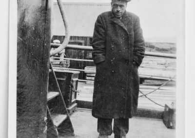 Donald McDonald: St Kildan, who returned to visit the island that day in 1936