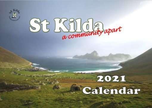 St Kilda 2021 Calendar