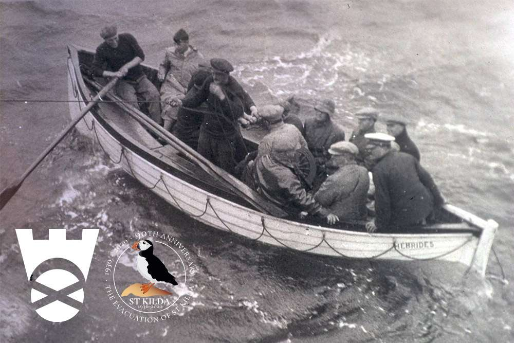 Remembering the Evacuation of St Kilda