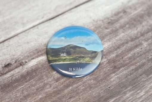 St Kilda Island Magnet
