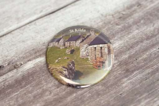 St Kilda Cottages magnet