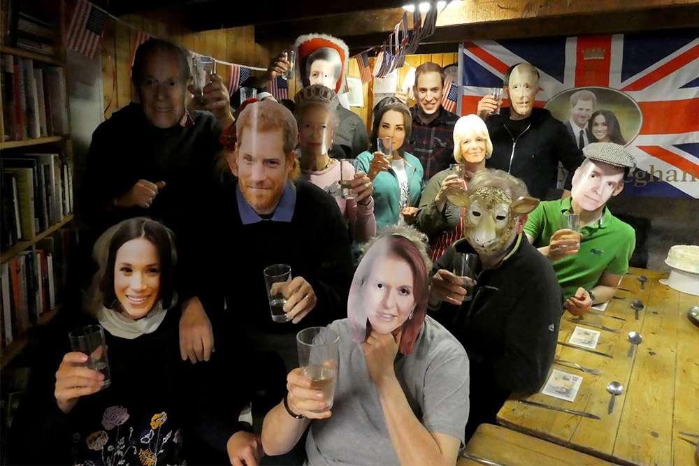 A Royal Affair by Julie Hunt