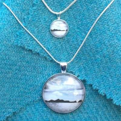 St Kilda Skies necklace