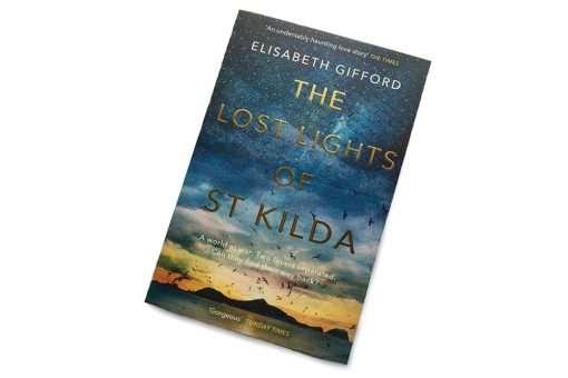 The Lost Lights of St Kilda, Elisabeth Gifford