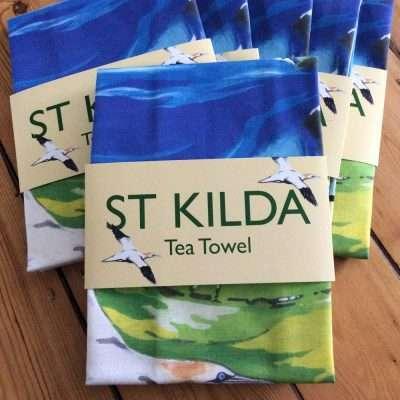 St Kilda Tea Towel